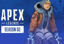 فصل دوم Apex Legends