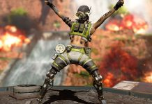بخش تکنفره Apex Legends